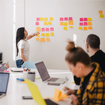 Collaborative product management consulting