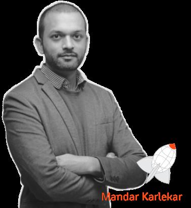 Senior Product Management Consultant Mandar Karlekar